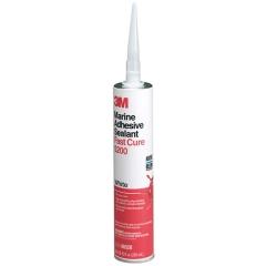 3M 06520 White 5200 Marine Adhesive Sealant Fast Cure - 10 oz.