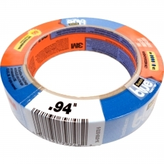3M 79748 Scotch Delicate Surface Painters Tape - 1 in. X 60 yds.