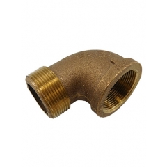 ACR Industries 44-169 Bronze Street Elbow, 90 Degree - 2-1/2 inch