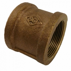 ACR Industries 44-411 Bronze Pipe Coupler Fitting - 1/4 inch