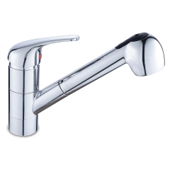 Ambassador Marine 132-0003-CP Universal/Pacifica Pull-Out Galley Faucet, Chrome