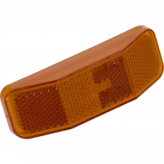 Bargman 34-99-012 Replacement Lens for 99 Series Clearance Lights - Amber