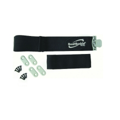 Boat Buckle F15434 Stretch Deck Mount Fishing Rod Hold-Down PLUS - 4 Rods