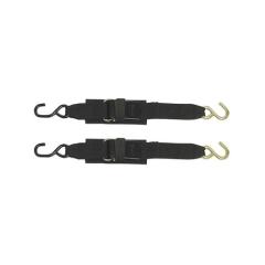 2 in. x 2 ft. Kwik-Lok Transom Tie-Down 2 Pack