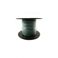 10 AWG Green Primary Marine Wire 100 Foot Roll   Cobra A2010T-03-100