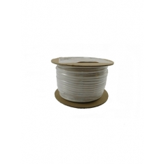 10 AWG White Primary Marine Wire 100 Foot Roll   Cobra A2010T-05-100