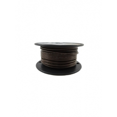 16 AWG Brown Primary Marine Wire 100 Foot Roll | Cobra A1016T-06-100