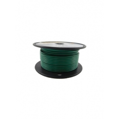 16 AWG Green Primary Marine Wire 100 Foot Roll | Cobra 91098001
