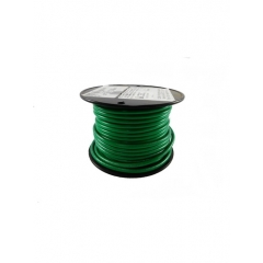 8 AWG Green Wire 100 Foot Roll