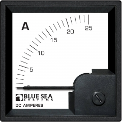Blue Sea Systems 1052 DC Analog Ammeter