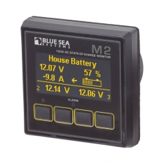 M2 DC State of Charge Monitor