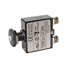 Push Button Reset Only Screw Terminal Circuit Breaker - 40 Amps