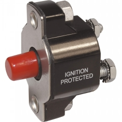 Bue Sea 2142 50 Amp Heavy Duty Push Button Circuit Breaker