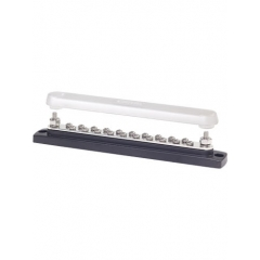Common 150A BusBar - 20 Gang with Cover