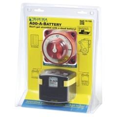 Add-A-Battery Kit - 120A