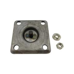 Bulldog P9012-00 1/2 Inch Pin with Lip Mounting Bracket