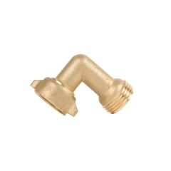 Camco 22505 Hose Elbow 90 Degrees with Gripper