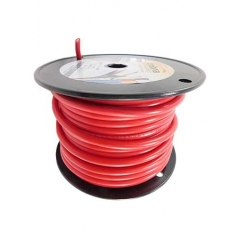 Cobra A2008T-01-100 8 AWG Red Primary Marine Wire 100 Foot Roll