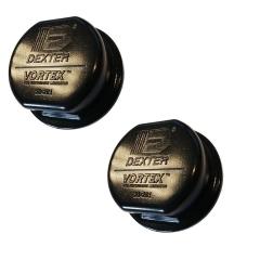 Dexter 81143 Vortex Replacement Cap Assembly 2 Pack
