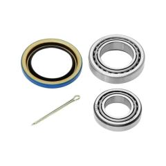 """Wheel Bearing Kit w/ Dust Cover, 1-3/8"""" & 1-1/16"""""""