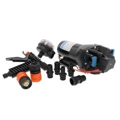 Jabsco Q402J-118N-3A HotShot HD4 Heavy Duty Washdown Pump