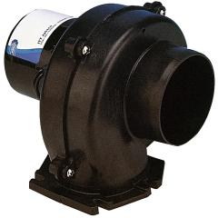 Jabsco 34739-0010 3 inch 150 cfm Flangemount Blower, 12V