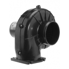 4 inch 250 cfm Continuous Duty Flangemount Blower, 12V | Jabsco 35760-0092
