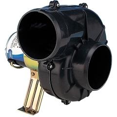 Jabsco 36770-0115 4 inch 250 cfm Continuous Duty Flexmount Blower, 115V