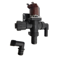 Solenoid and Syphon Breaker