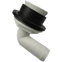 Jabsco Toilet Bowl Spud | Jabsco 58107-1000