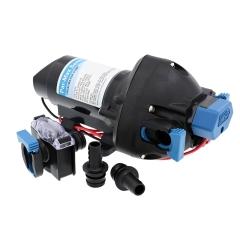 Jabsco 31395-4024-3A 24V 3 GPM Par-Max 3 Freshwater Pressure Pump, 40 PSI