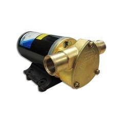 Jabsco 22610-9007 15 GPM Ballast King Wakeboard/Wakesurf Pump, 12V