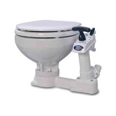 Jabsco 29090-5000 Manual Twist N Lock Compact Toilet