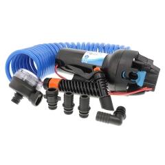 Jabsco 82905-0092  5 GPM Hotshot Washdown Pump Kit, 12 Volt - 70 PSI