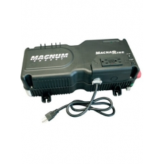 1000W Inverter/50 Amp Charger 12VDC w/GFCI