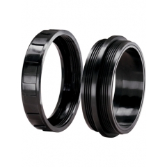 50 Amp Sealing Collar With Threaded Ring
