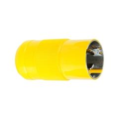 50 Amp 125 Volt Locking Plug