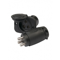 Marinco 12VCPS3 70 Amp Trolling Motor Plug and Receptacle