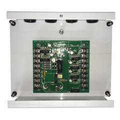 Micro-Air ASY-111-X01 Pump Relay with Metal Box, 6-Station