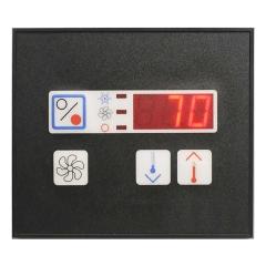Micr0-Air ASY-402-X01 402-IO Control Display Black