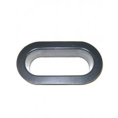 6 in. Flat Oval Hose Ring