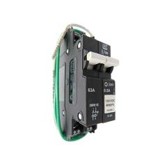 Midnite Solar MNDC-GFP63 63 Amp 150 VDC Ground Fault Din Rail Breaker