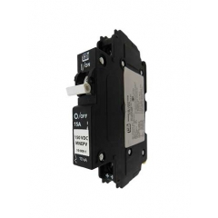 Midnite Solar MNEPV15 15 Amp 150 VDC Din Rail Mount Breaker