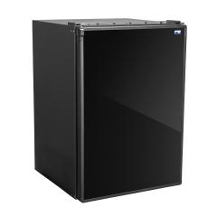 Norcold DE105 Black 3.3 Cubic Foot Fridge With Freezer AC/DC