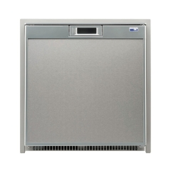 Norcold NR751SS 2.7 cu. ft. Refrigerator with Freezer, Stainless Steel Panel