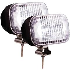 Optronics DLL50CC LED Single Lamp Docking Light - Black Housing