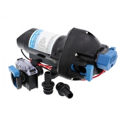 12V 3 GPM Par-Max 3 Freshwater Pressure Pump, 25 PSI   Jabsco 31395-2512-3A