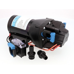 Jabsco Q301J-115S-3A 12V 3 GPM Par-Max HD3 Freshwater Pressure Pump, 40 PSI