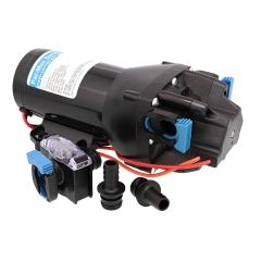 Jabsco Q401J-118S-3A 12V 4 GPM Par-Max HD4 Freshwater Pressure Pump, 60 PSI