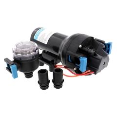 Jabsco P601J-218S-3A 12V 6 GPM Par-Max HD6 Freshwater Pressure Pump, 60 PSI